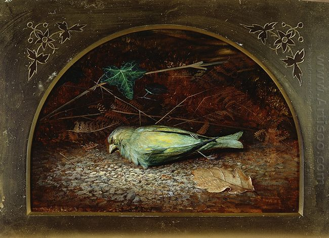 A Dead Linnet 1862