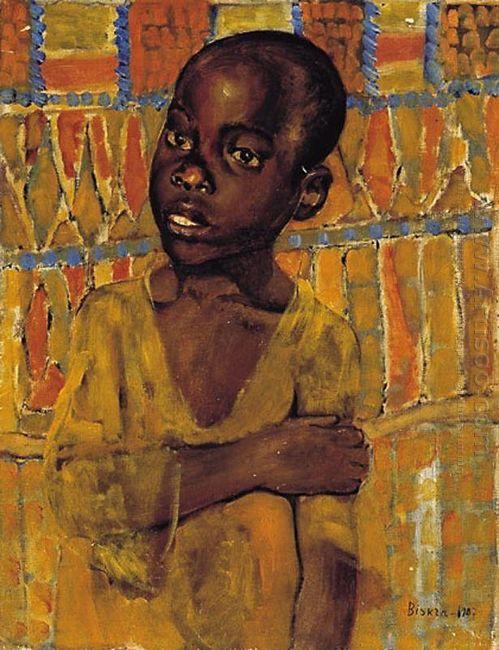 African Boy 1907