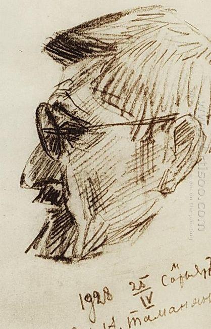 Alexander Tamanyan 1928