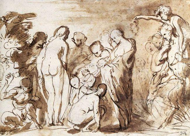 Allegory Of Fertility 1