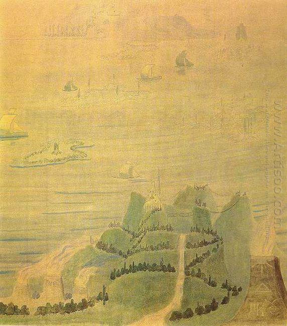 Allegro Sonata Of The Sumer 1908