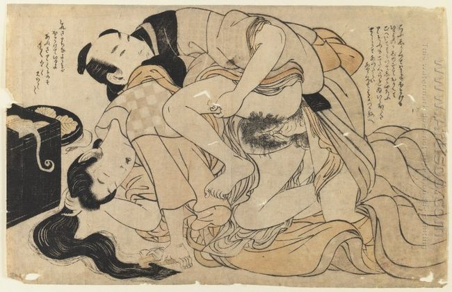 Amorous Couple 1803 1