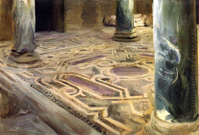 A Mosque Cairo 1891