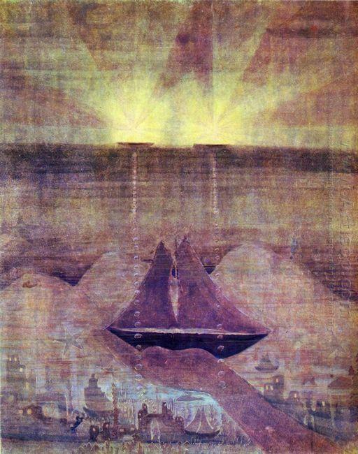 Andante Sonata Of The Sea 1908