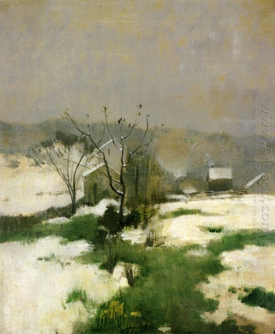 An Early Winter