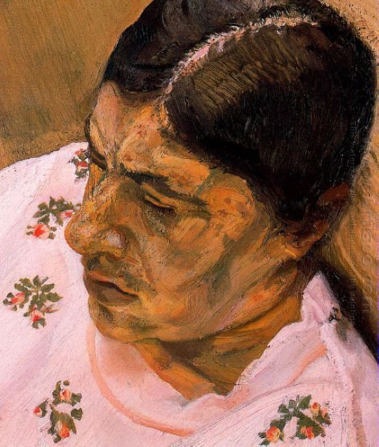 Annabel Portrait Iii 1987