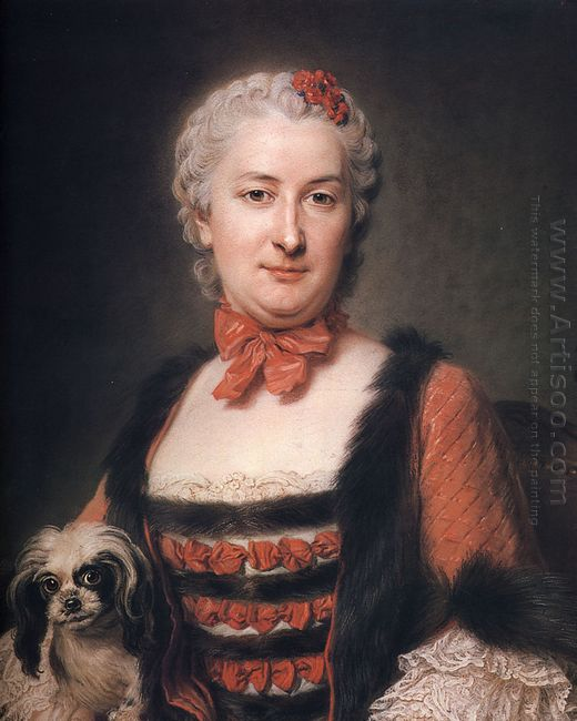 Anne Charlotte De Maillet De Batilly Marquise De Courcy