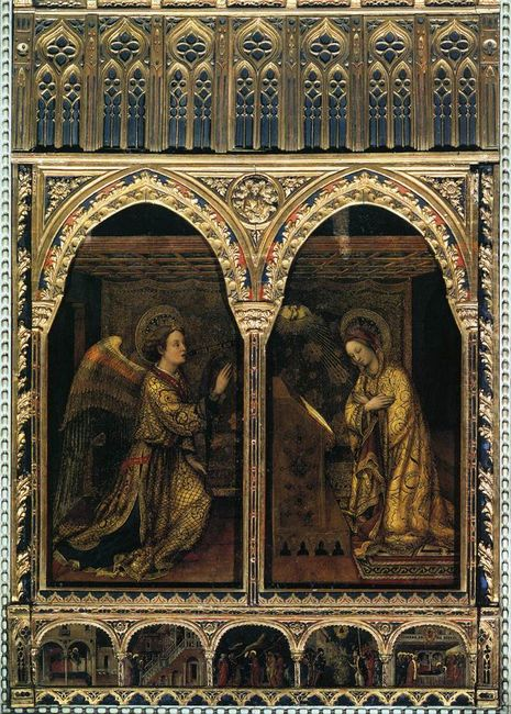 Annunciation 1444
