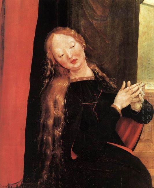 Annunciation Detail 1515