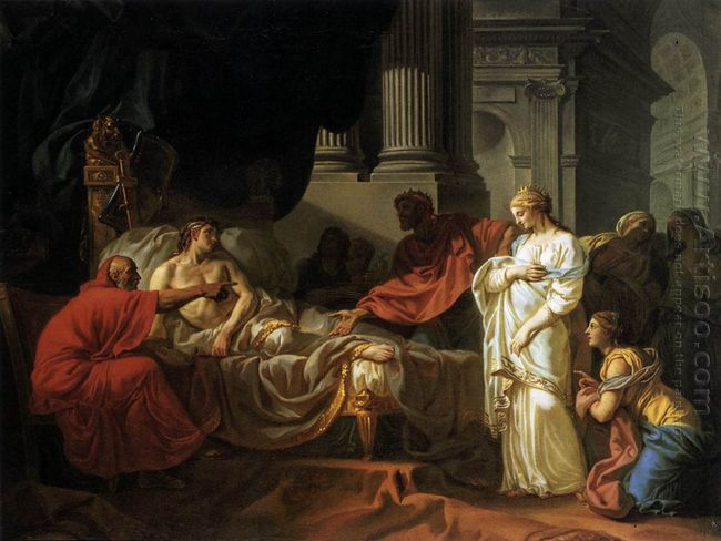 Antiochus And Stratonice 1774