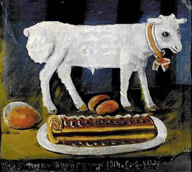 A Paschal Lamb 1914