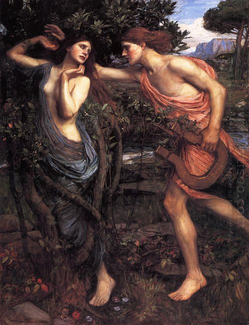 Apollo And Daphne 1908