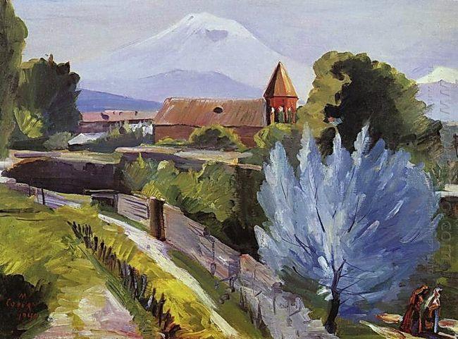 April Landscape 1944