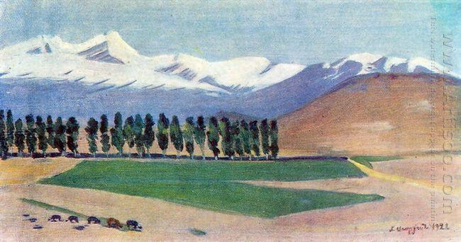 Aragats 1922