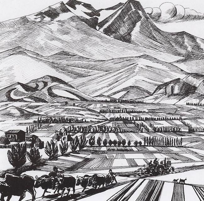 Aragats 1925
