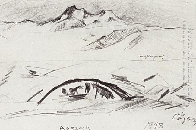 Aragats 1928