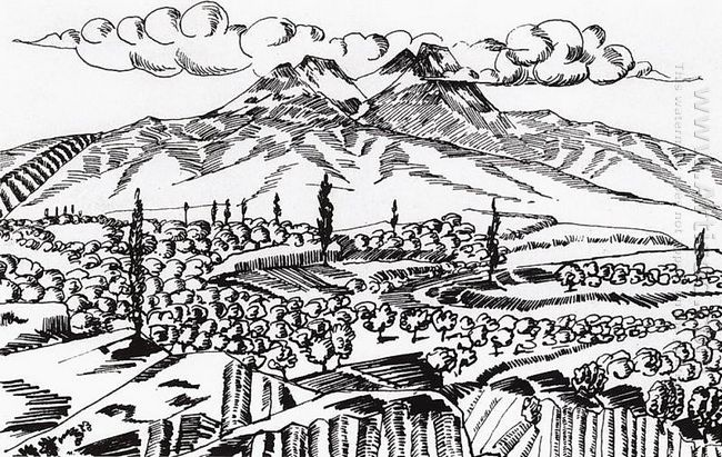 Aragats 1929