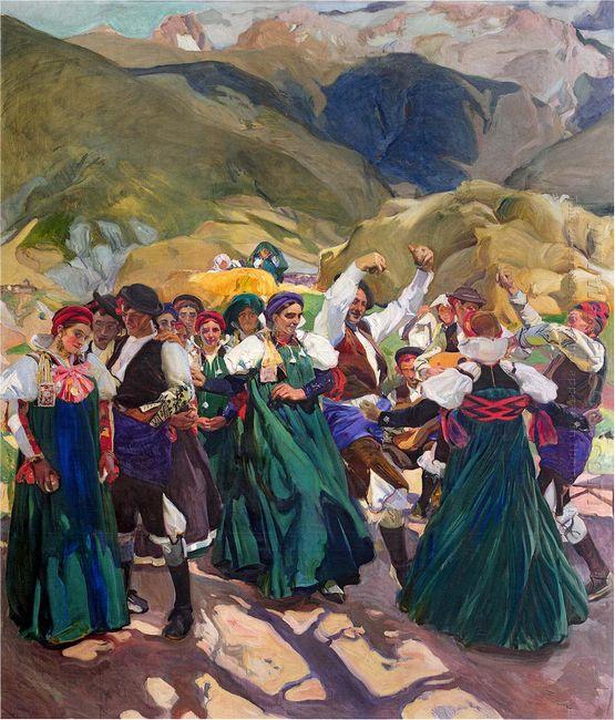 Aragón Jota 1914