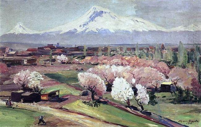 Ararat At Spring 1945