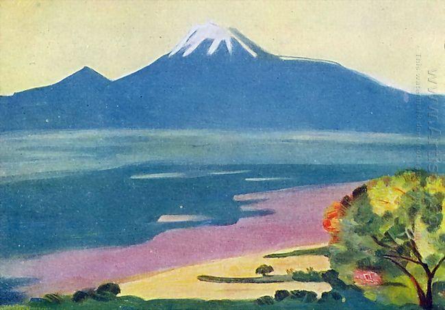 Ararat From Byurakan 1957