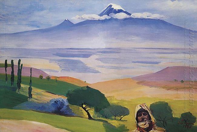 Ararat Valley 1945