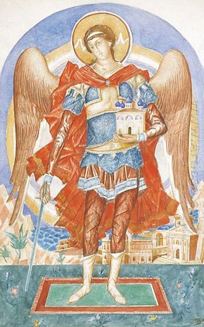 Archangel Michael 1916