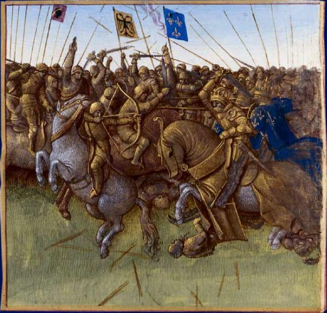 A Re Imagination Of Louis Iii And Carloman S 879 Victory Over Th