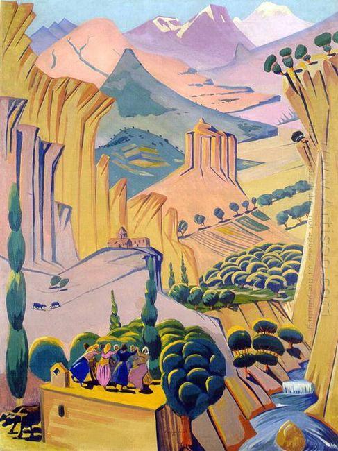 Armenia 1923