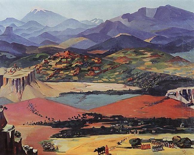 Armenia 1957