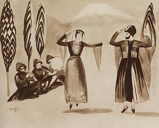 Armenian Dance 1915