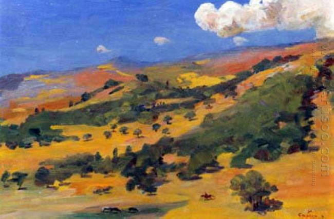 Armenian Landscape 1959