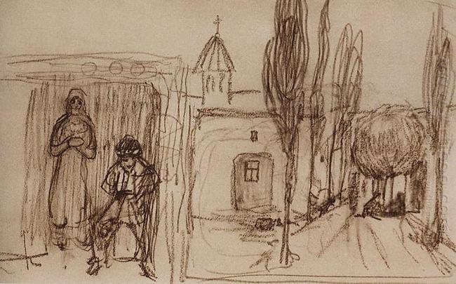 Armenian Village 1902
