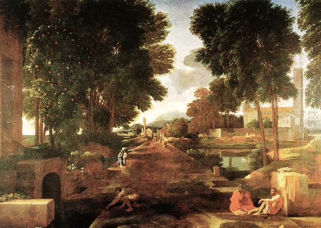 A Roman Road 1648