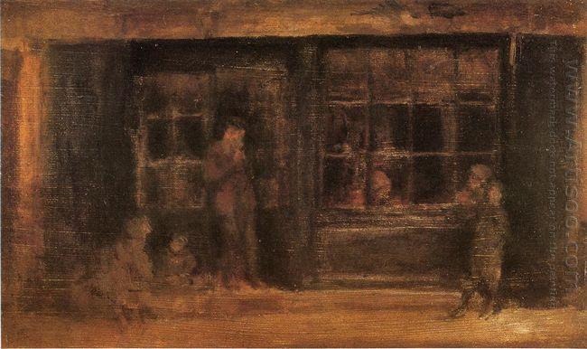 A Shop 1890