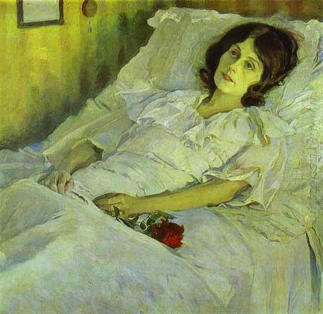A Sick Girl 1928