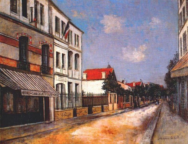 Asnieres Street