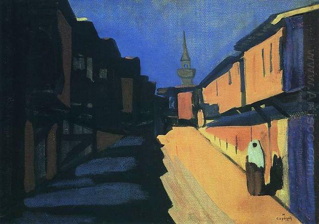 A Street Evening 1910