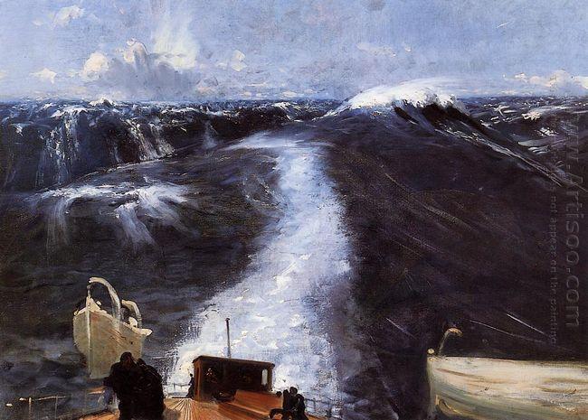 Atlantic Storm 1876