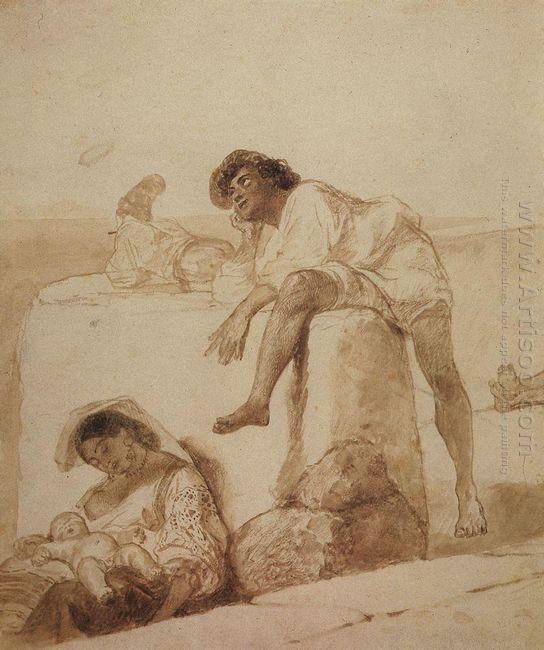 At Noon 1852
