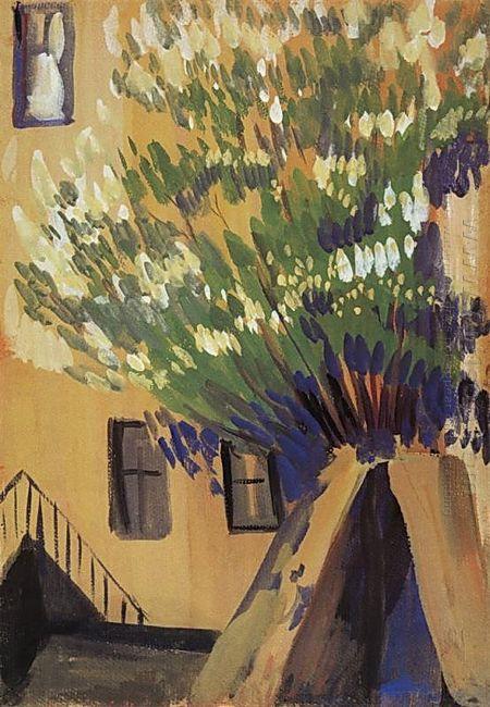 A Tree 1907