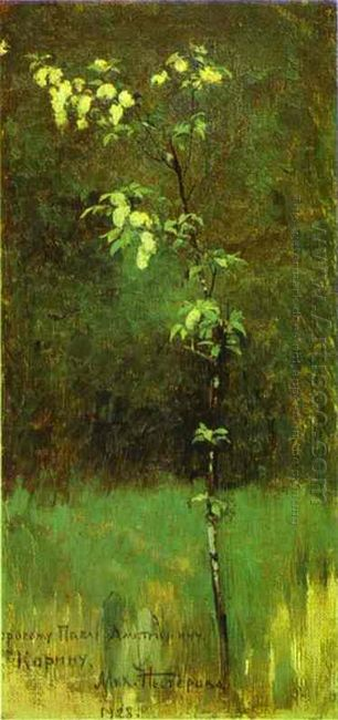 A Tree In Blossom 1890