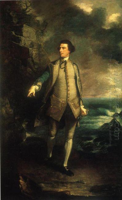 Augustus Keppel 1753