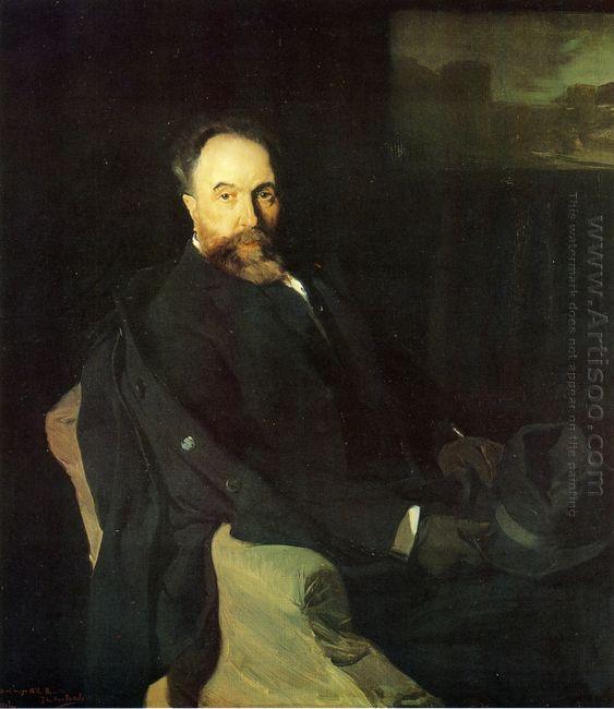 Aureliano De Beruete 1902
