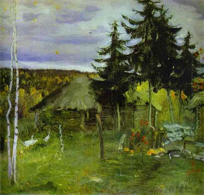 Autumn In A Village 1942