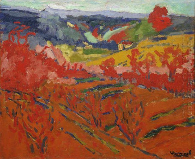 Autumn Landscape 1905