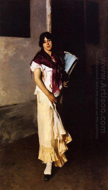 A Venetian Woman 1882