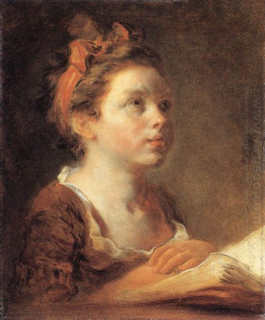A Young Scholar 1778