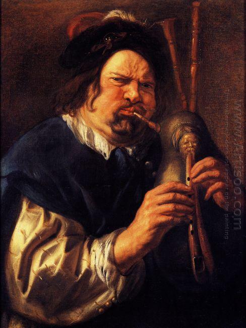 Bagpiper 1644