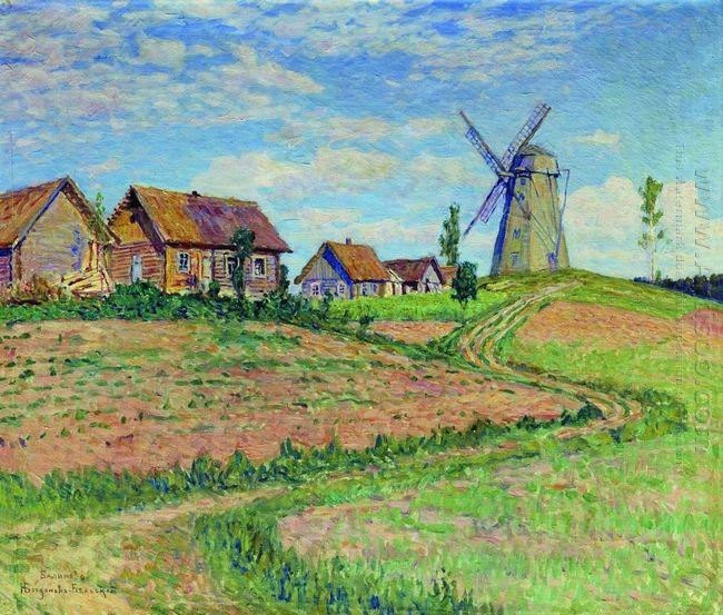 Balinovo Landscape