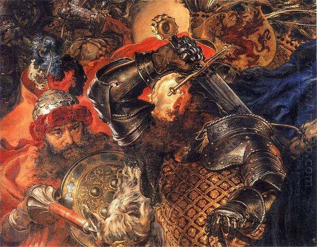 Battle Of Grunwald Detail 5